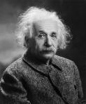 Albert Einstein, 1947.